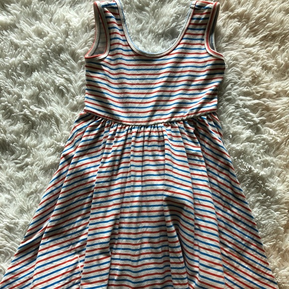 0c55d518e03f Alice & Ames Dresses | Alice Ames Red White And Blue Tank Spin Dress ...